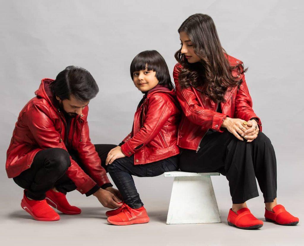 10 Latest Family Portrait Ideas Taken from Bilal Qureshi