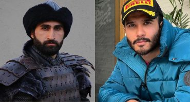 Turkish Actor Celal Al Can't Stop Praising Feroze Khan
