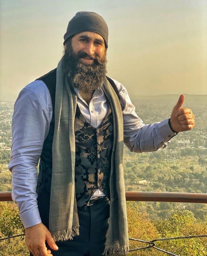Ertugrul Famed Celal Al Exploring Islamabad