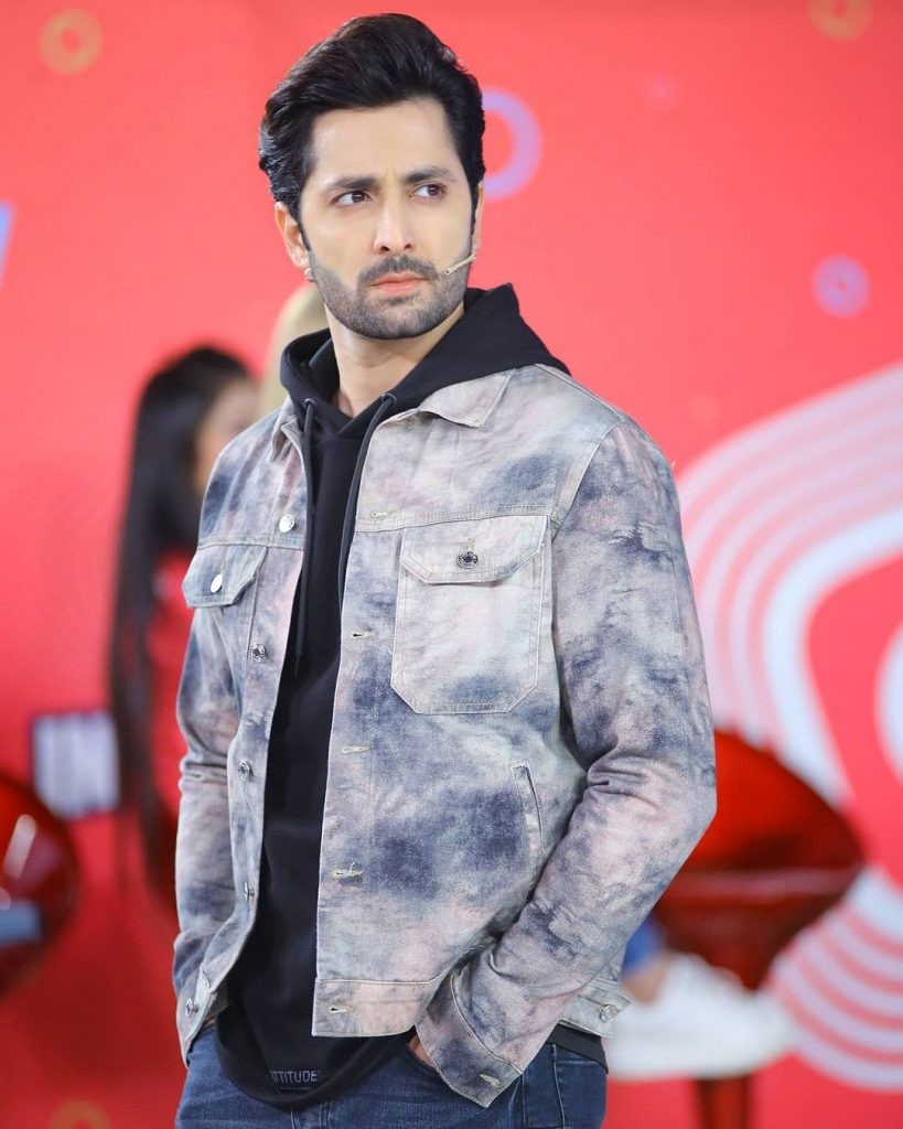 Different Hairstyles of Danish Taimoor Over a Decade