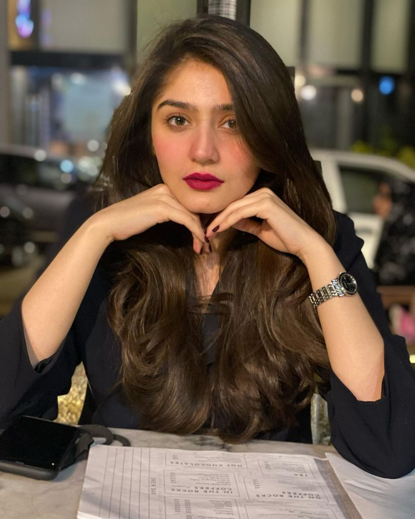 Dur-e-Fishan Reveals About Her Family And Personal Life