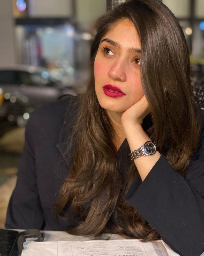 Dur-e-Fishan Saleem Shares Her Ultimate Dream