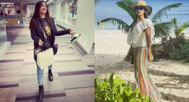 Faryal Mehmood Vacationing In Mexico