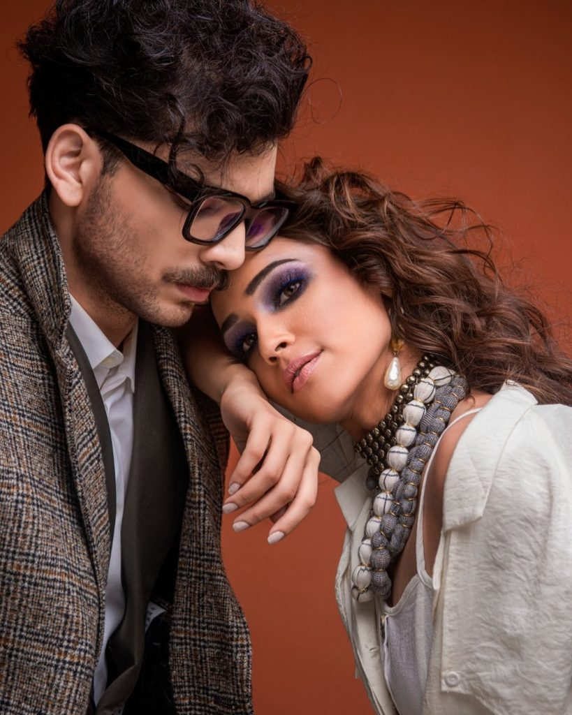 Bold And Beautiful Faryal Mehmood In Her Latest Shoot