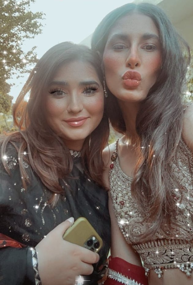 Fashion Model Fatima Hasan Looks Ravishing At A Friend's Wedding