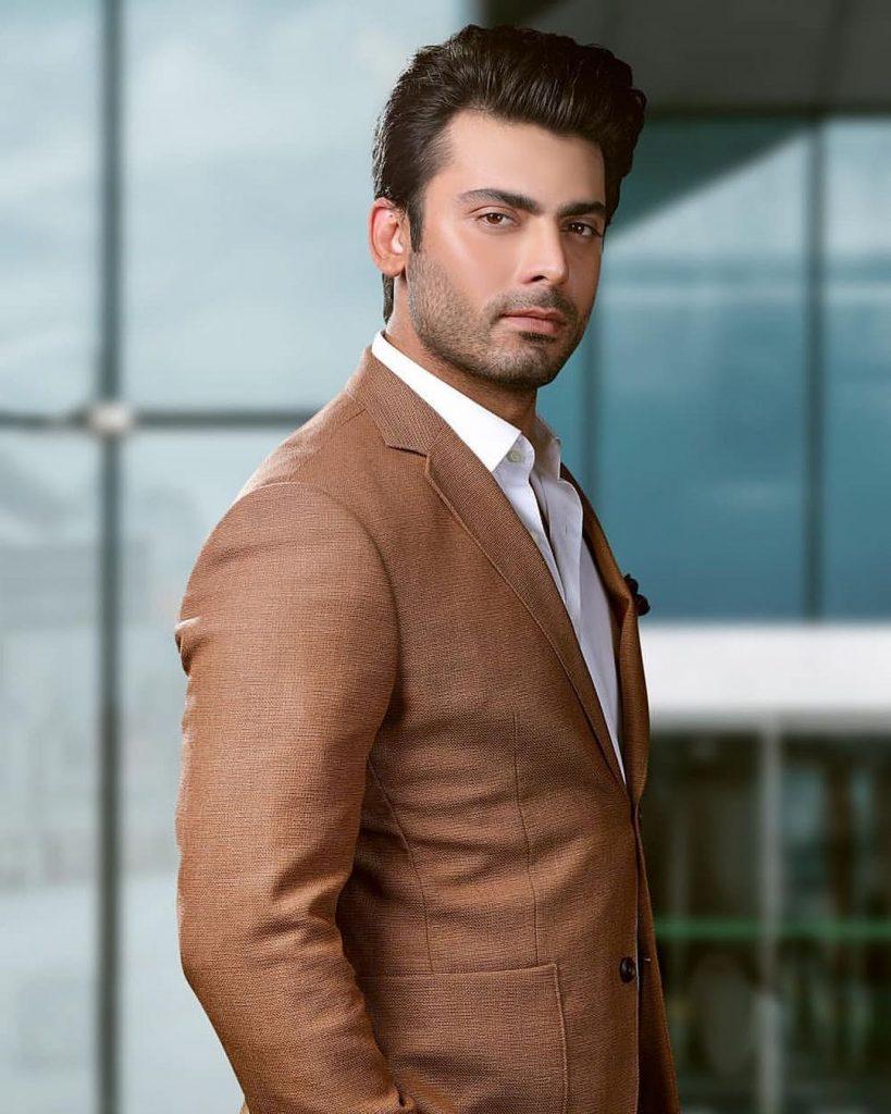 Recent Best Classy Photos of Fawad Khan