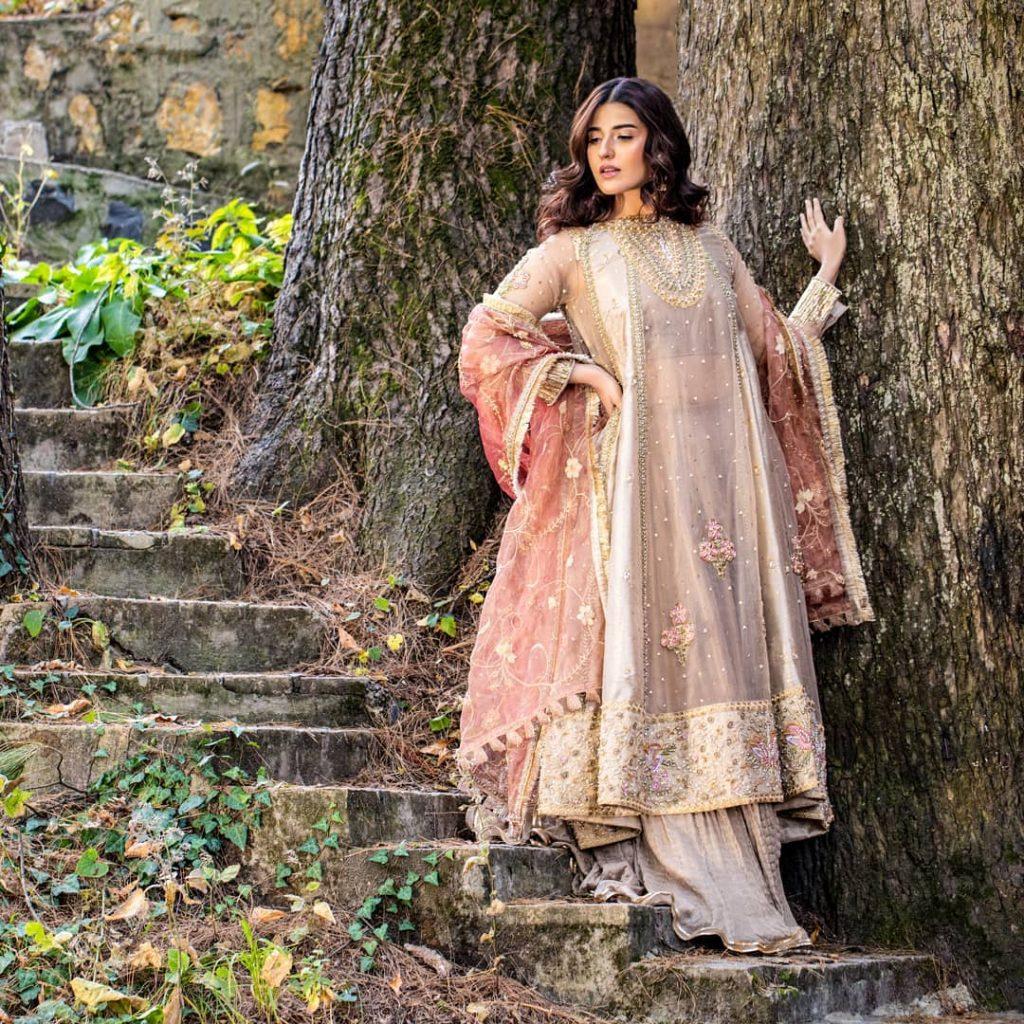 Latest Shoot Of Gorgeous Hareem Farooq