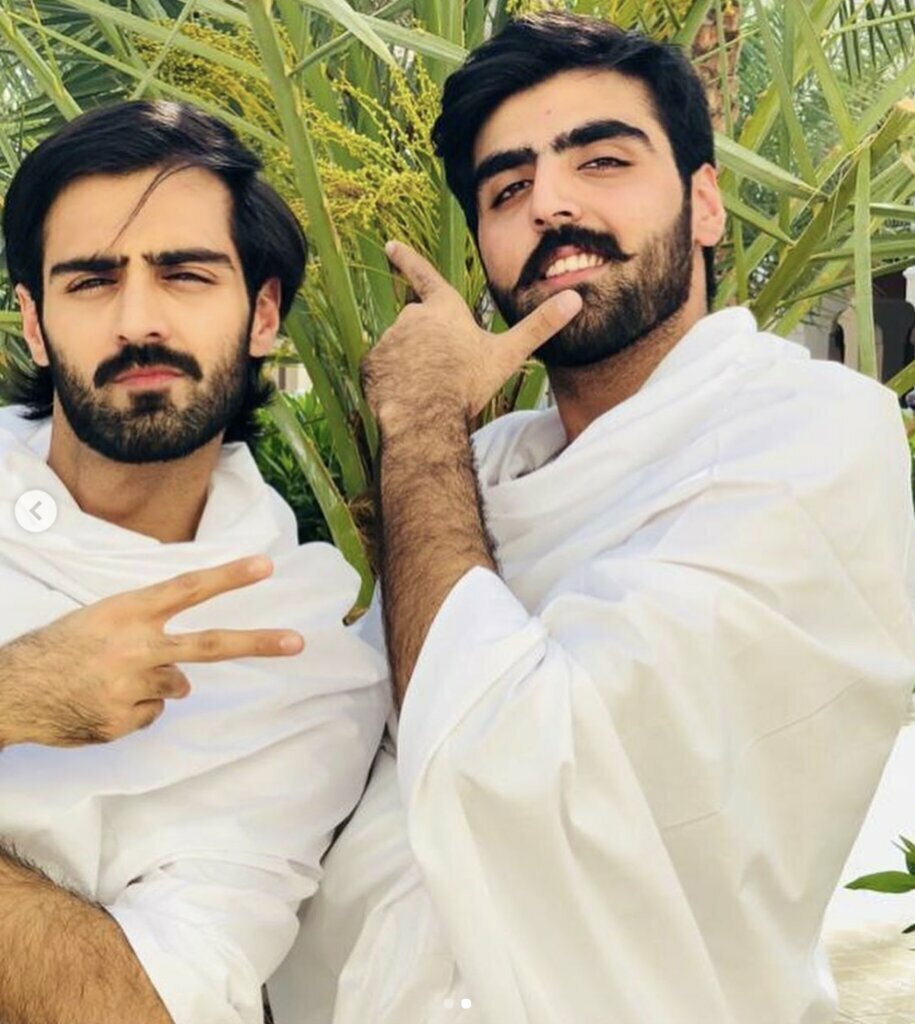 Hasnain Lehri Dedicates His Award To His Late Brother
