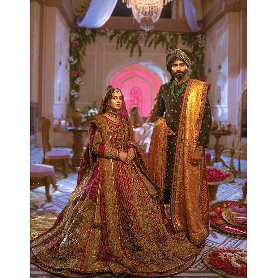 Latest Shoot Featuring Iqra Aziz And Hasnain Lehri