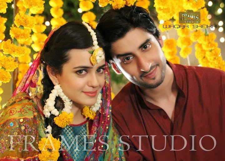 Agha Ali And Sumbul Iqbal Coming Together In New Drama