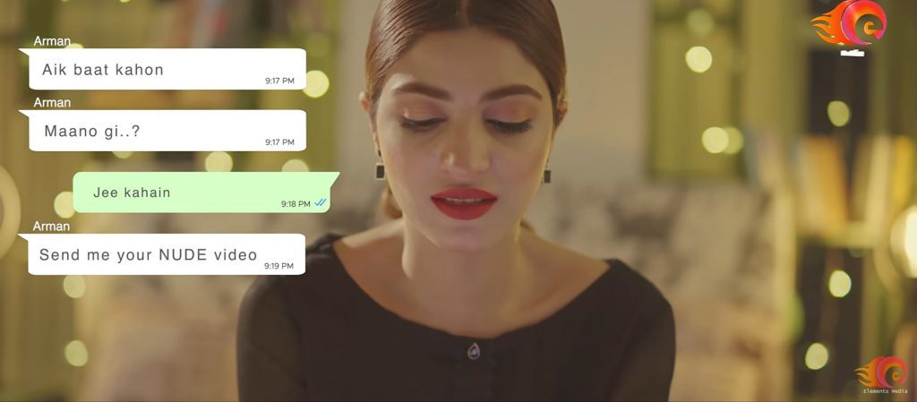 """Kinza Hashmi's New Short Film """"Leaked Video"""" Is Out Now"""