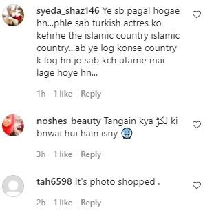 Kiran Haq Bold Photoshoot - Public Criticism