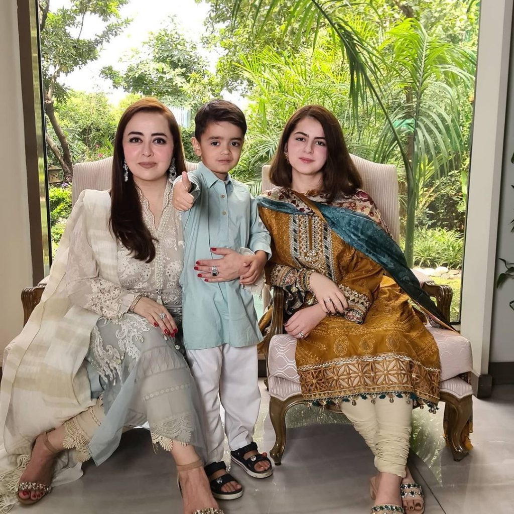 Unseen Family Pictures Of Fashion Designer Maria B