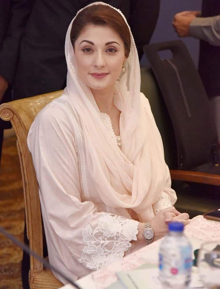 Maryam Nawaz Spotted Toy Shopping For Her Granddaughter At A Local Store