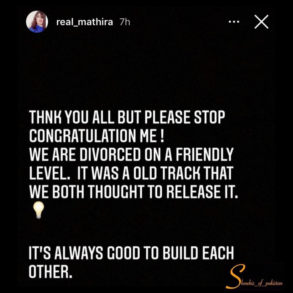 Mathira Talks About Her Relationship With Ex-Husband