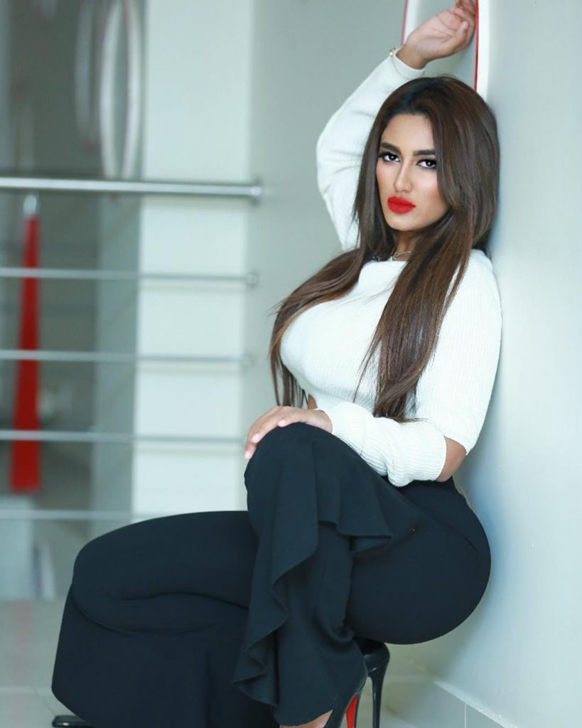 Mathira Talked About Getting Judged And Social Media Trolls