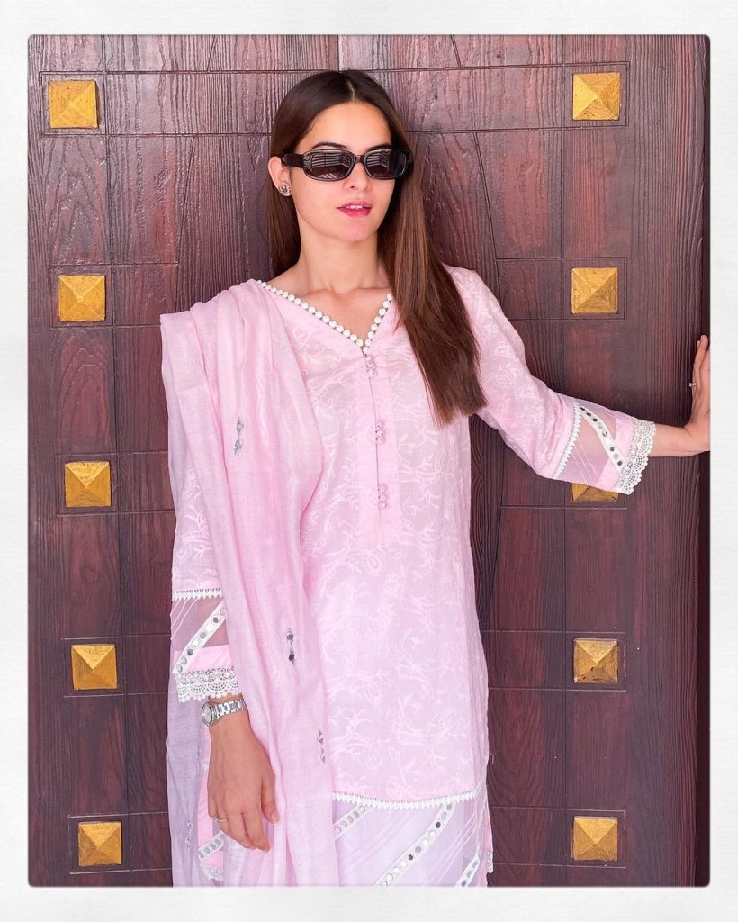 Minal Khan's Obsession with Sunglasses | Find It Here