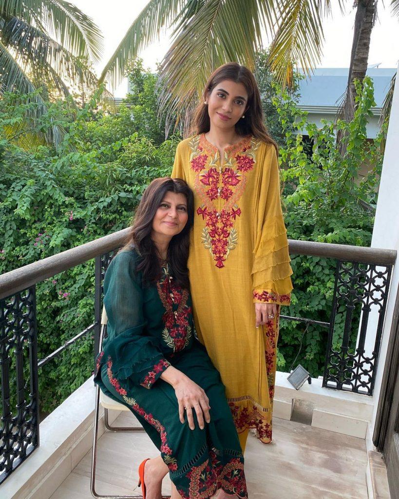 Rubina Ashraf Announced Engagement Of Her Daughter Minna Tariq