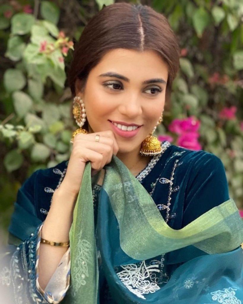Minna Tariq is a Complete Shadow of Rubina Ashraf | Here is How