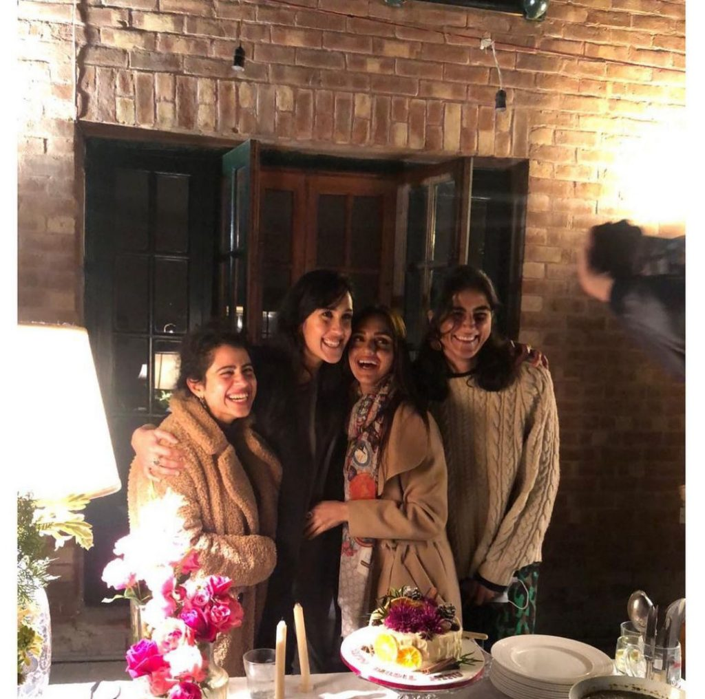 Mira Sethi Celebrated Her Birthday - Adorable Pictures