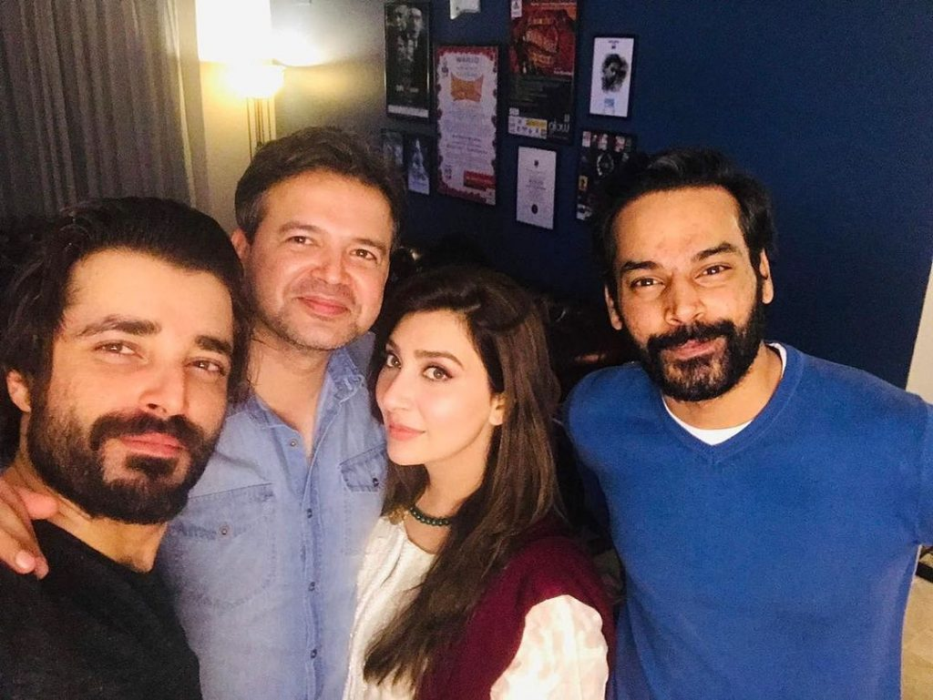Latest Friendly Photos of Gohar Rasheed With Other Celebrities