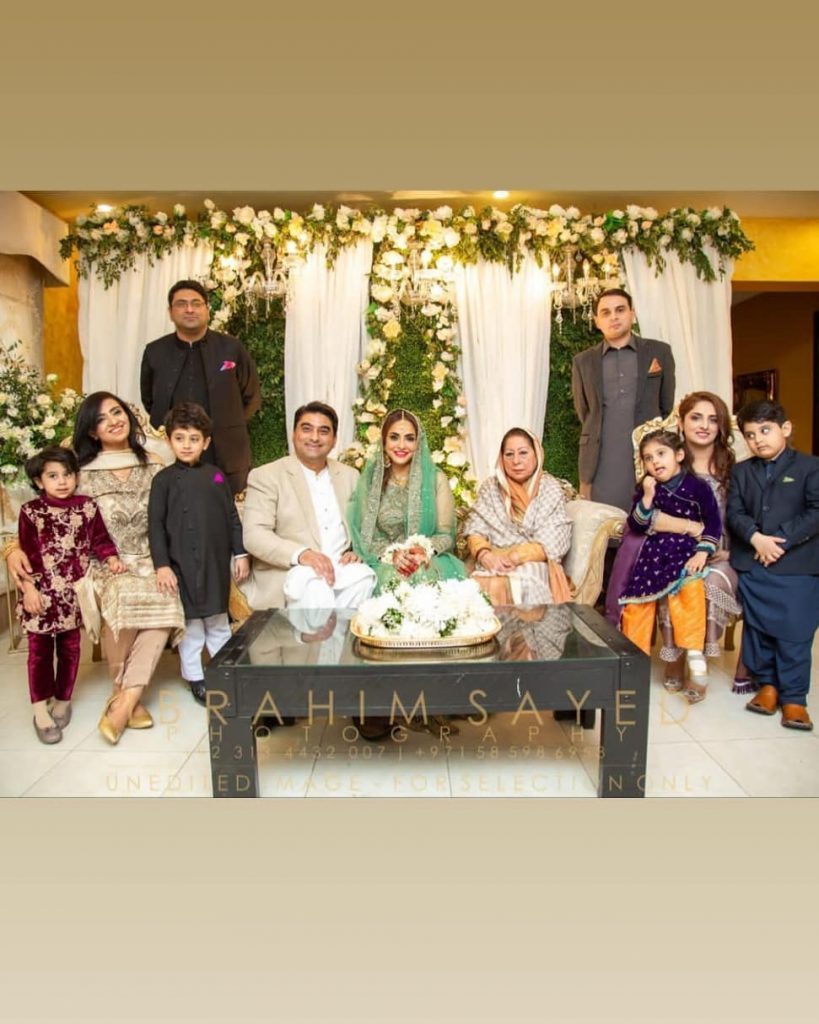 Nadia Khan Declares That This Is Not Her Third Marriage