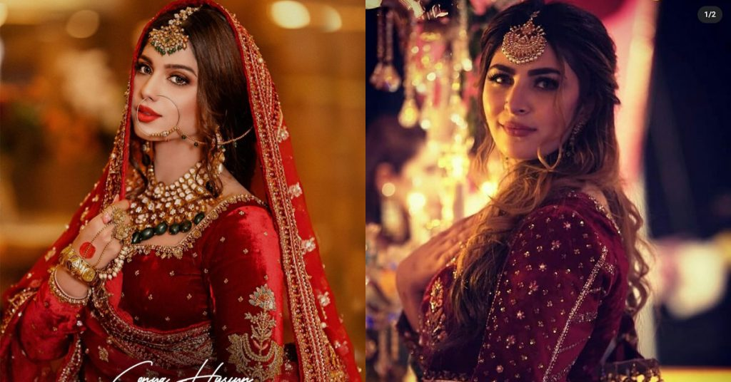 Sonya Hussain Or Naimal Khawar? Who wore It Better
