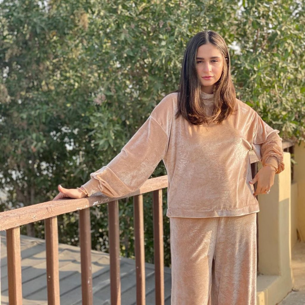 Unseen Pictures Of Ruswai Famed Actress Natalia Awais