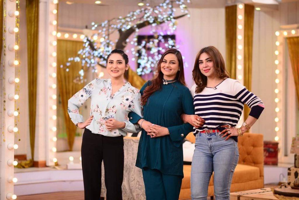 Beautiful Pictures of Natasha Ali and Sana Askari