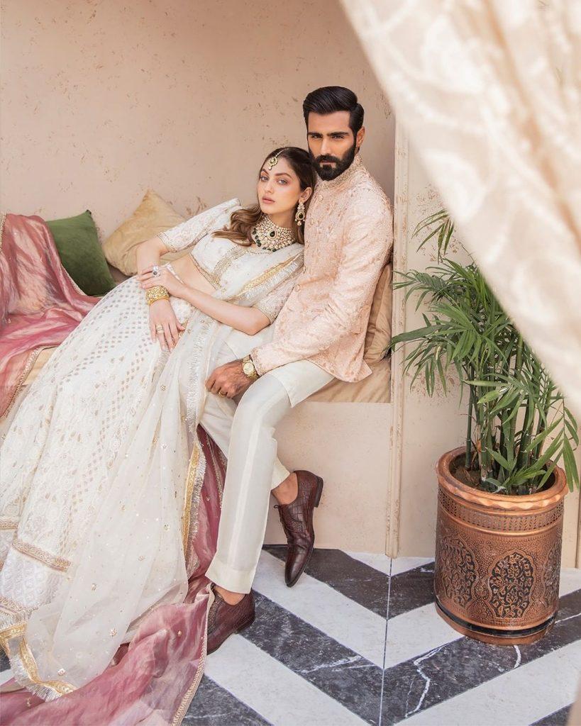 Neha Rajpoot And Hasnain Lehri Pair Up For A Shoot
