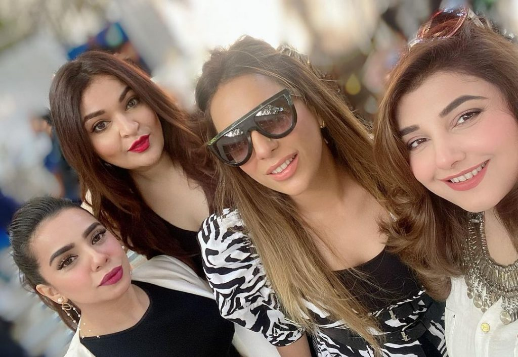 Celebrities Spotted At The Birthday Bash Of Nida Yasir