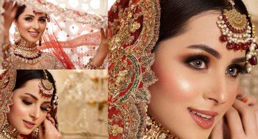 Nimra Khan Looks Drop Dead Gorgeous In Her Latest Bridal Shoot