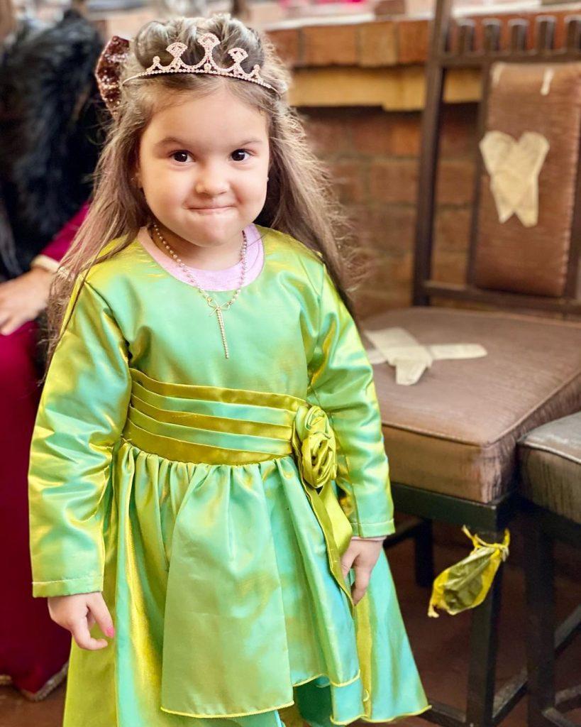 Noman Habib Celebrates 3rd Birthday Of His Daughter