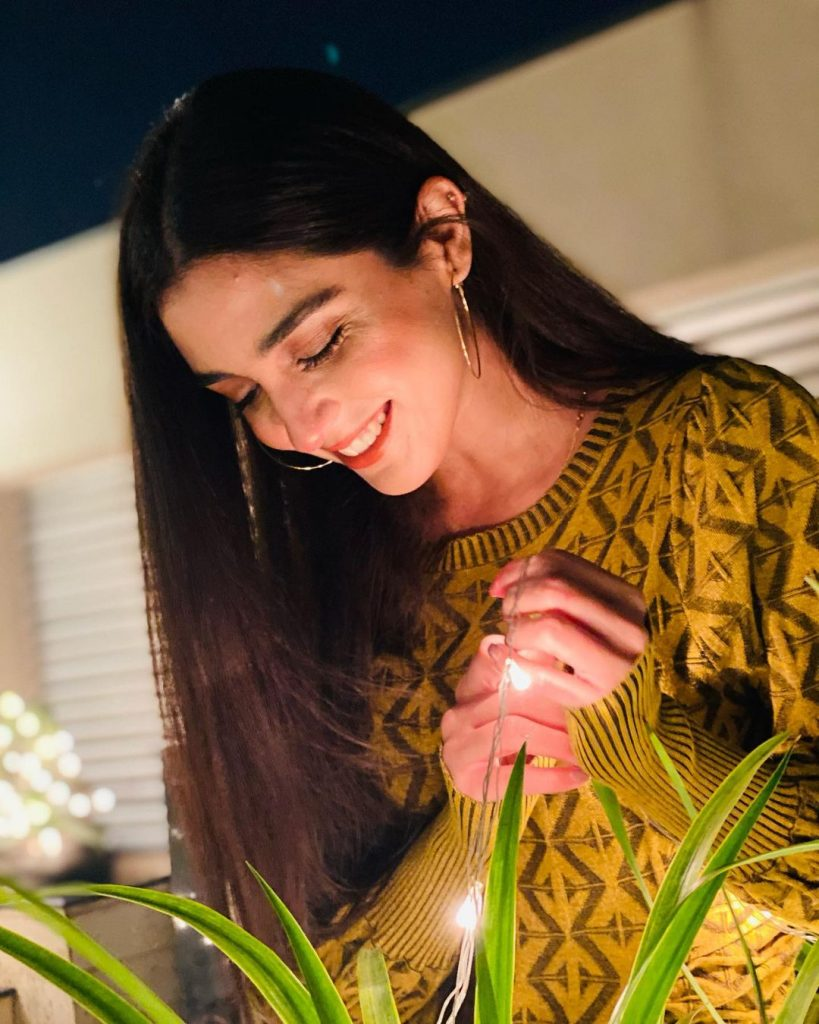 Maya Ali Talks About Her Upcoming Film