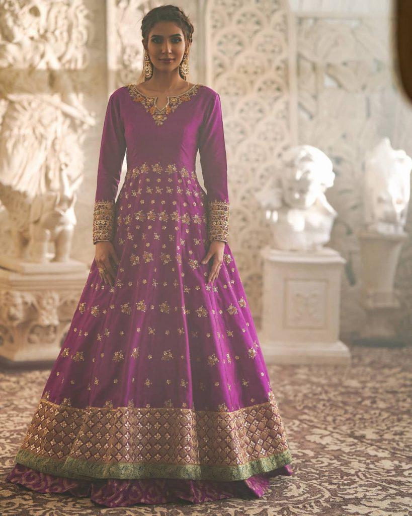 Latest Bridal Shoot Featuring The Gorgeous Rabab Hashim
