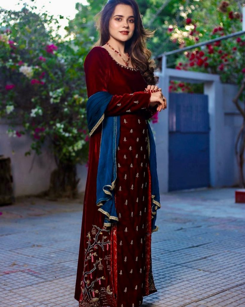 Rabya Kulsoom Makes A Style Statement In Her Latest Shoot