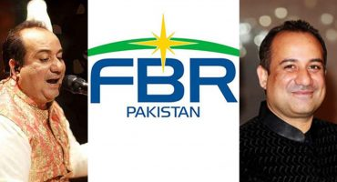 FBR Sends Notice to Rahat Fateh Ali Khan