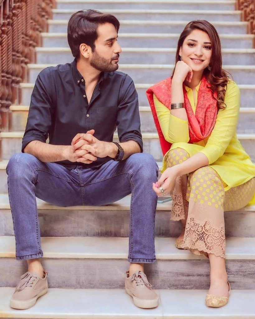 Ramsha Khan And Affan Waheed To Pair Up For A New Project