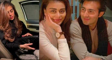 Shehroz Sabzwari Counts Wife Sadaf As Bliss