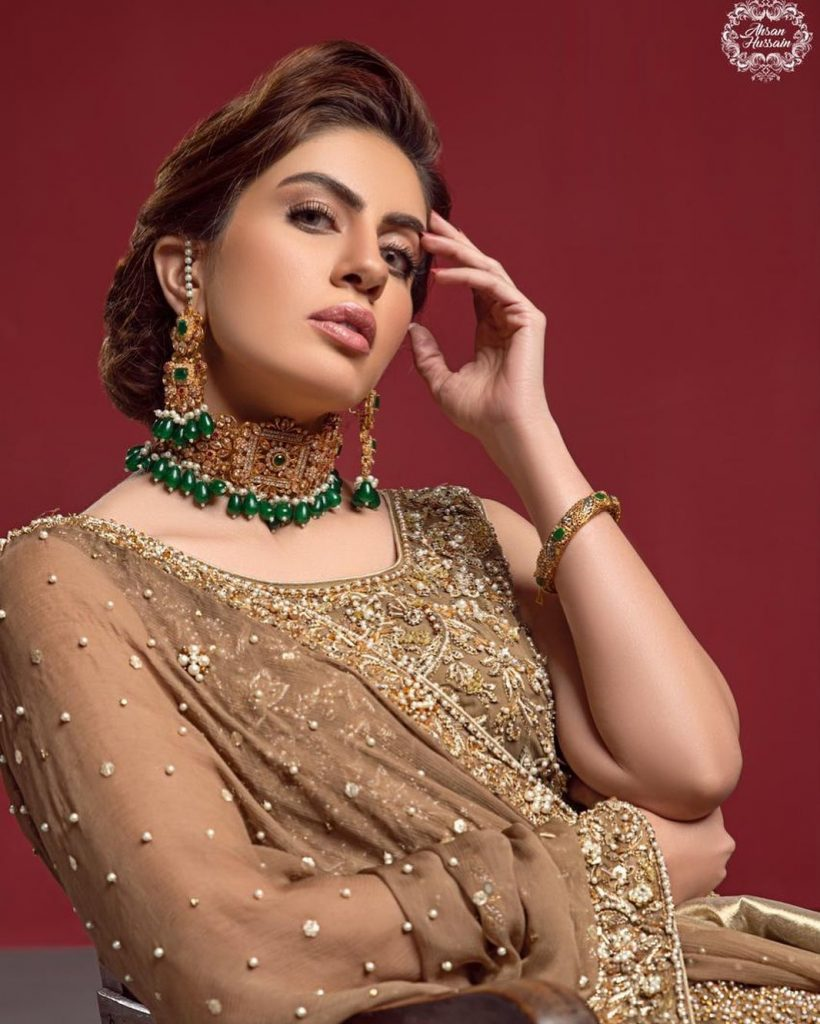 Artistic Photos of Sadia Faisal