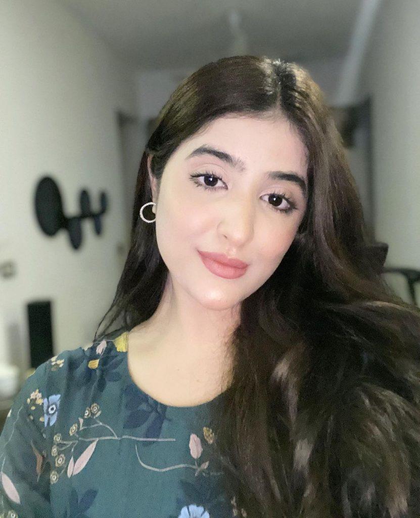Sara Elahi Tik Tok Star And Actress-Pictures With Husband