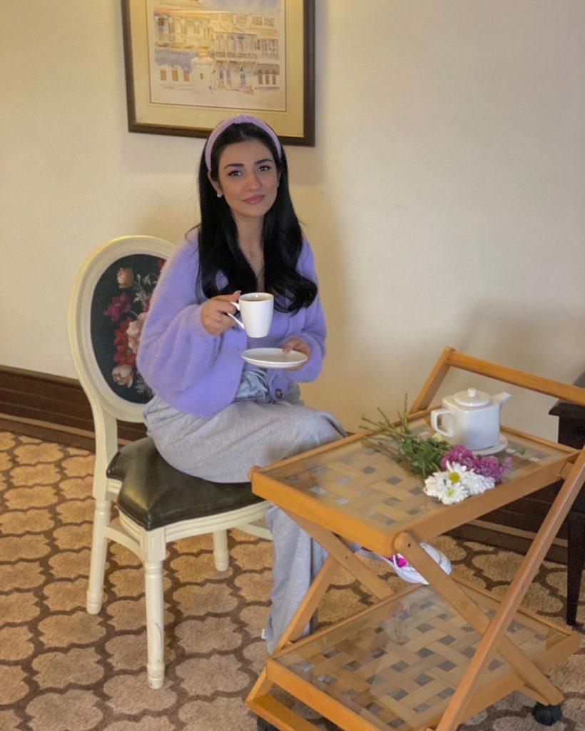 Healthy Diet of Sarah Khan