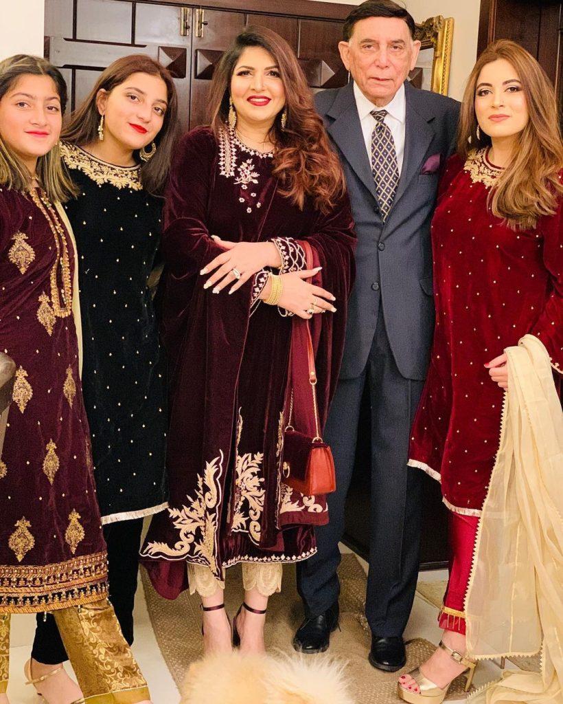 Shagufta Ejaz Celebrates Her Daughter's Birthday