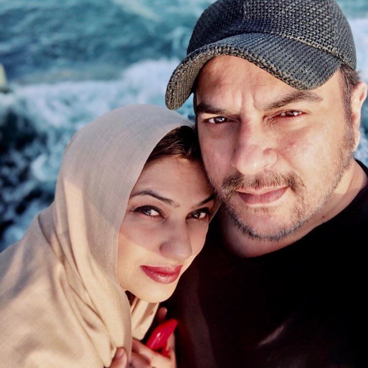 Never-Seen Family Photos of Shiraz Uppal