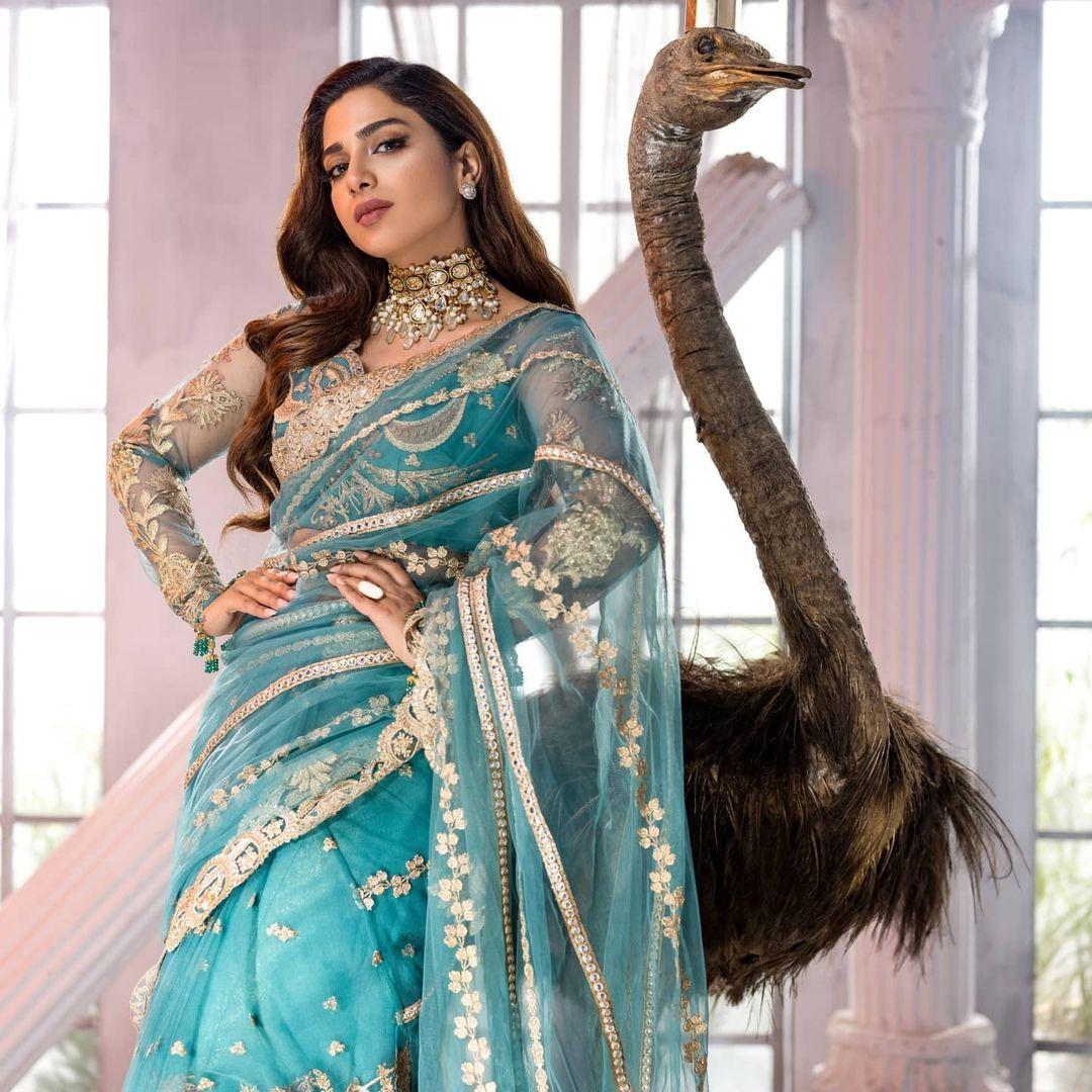 Pakistani Celebrities Best Formal Wear Inspiration 2021