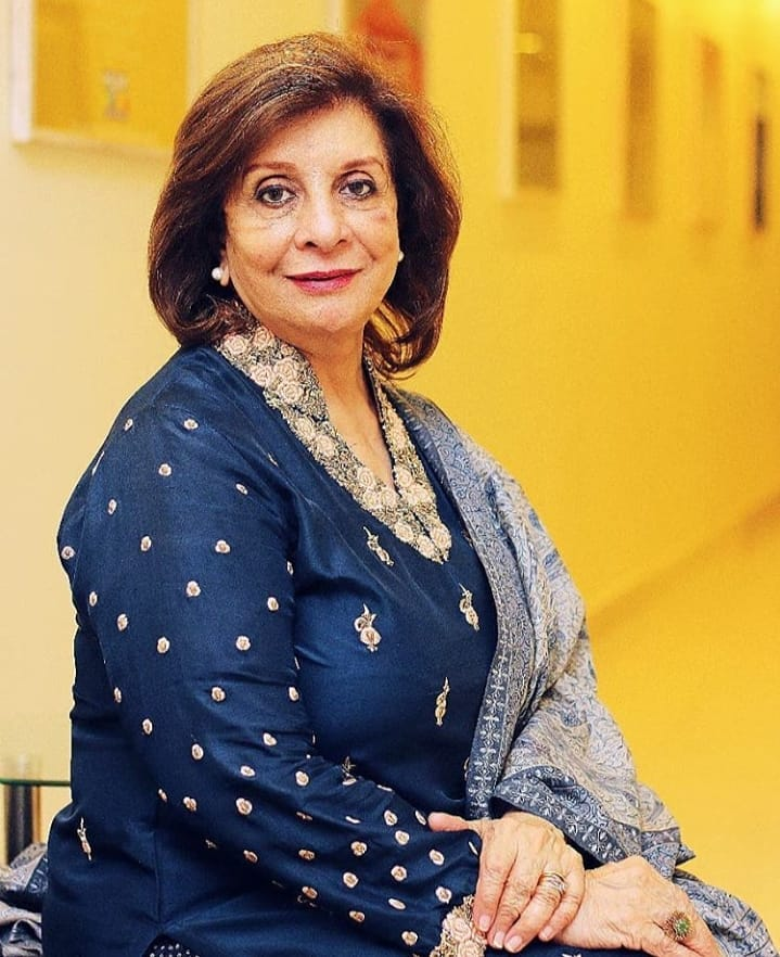 Why Doesn't Sultana Siddiqui Show A Woman Like Her In A Drama?