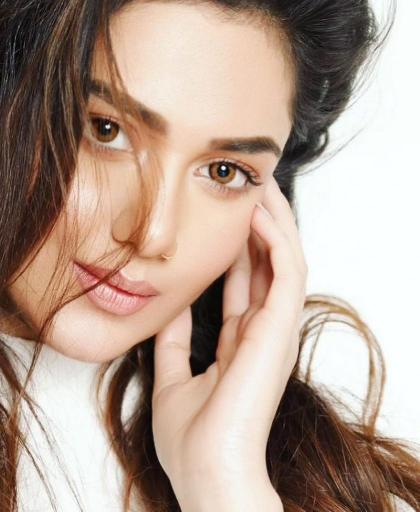 Tuba Aamir Stuns In Her New Glamorous Shoot