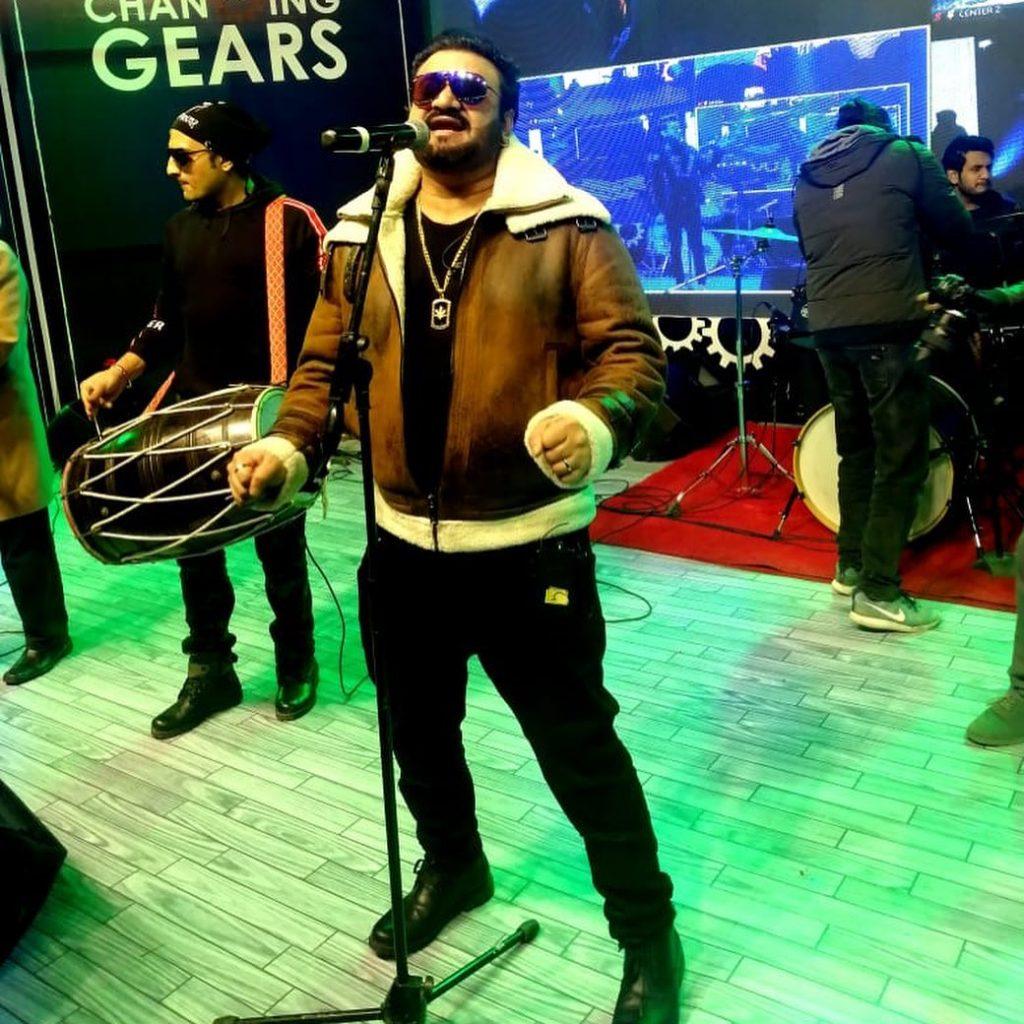 Latest Happening Photos of Sahir Ali Bagga