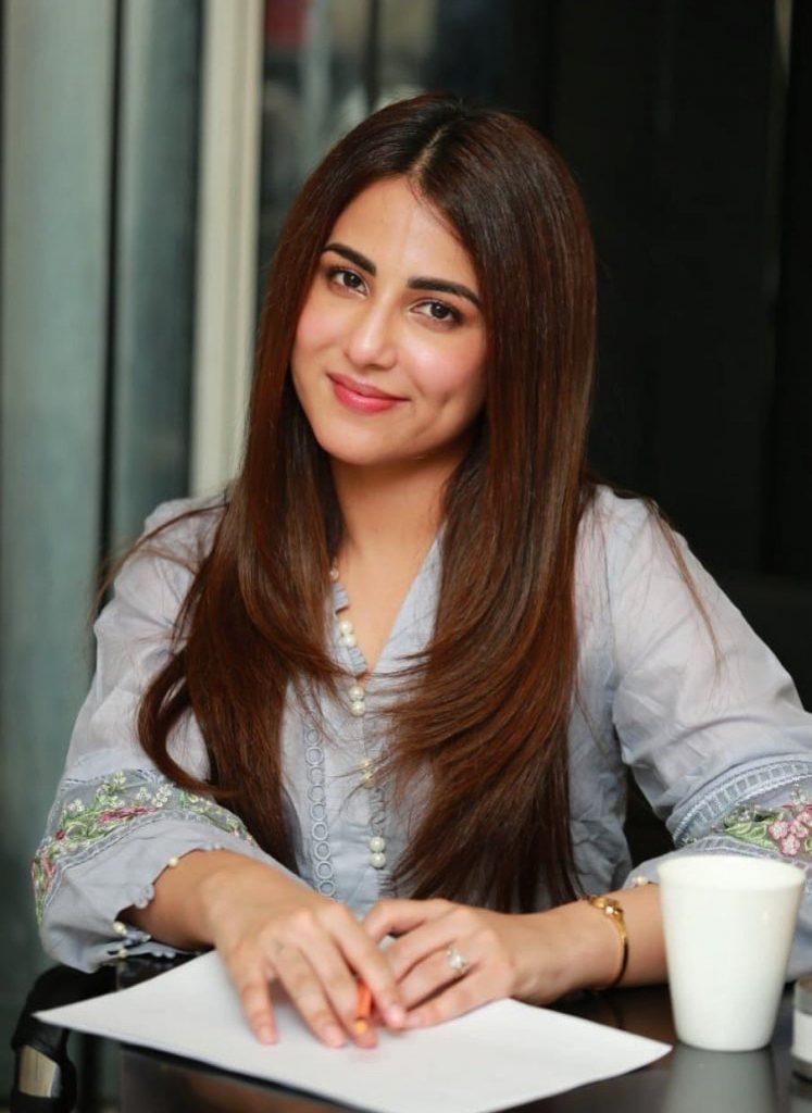 Ushna Shah Talks About Her Dream Boy