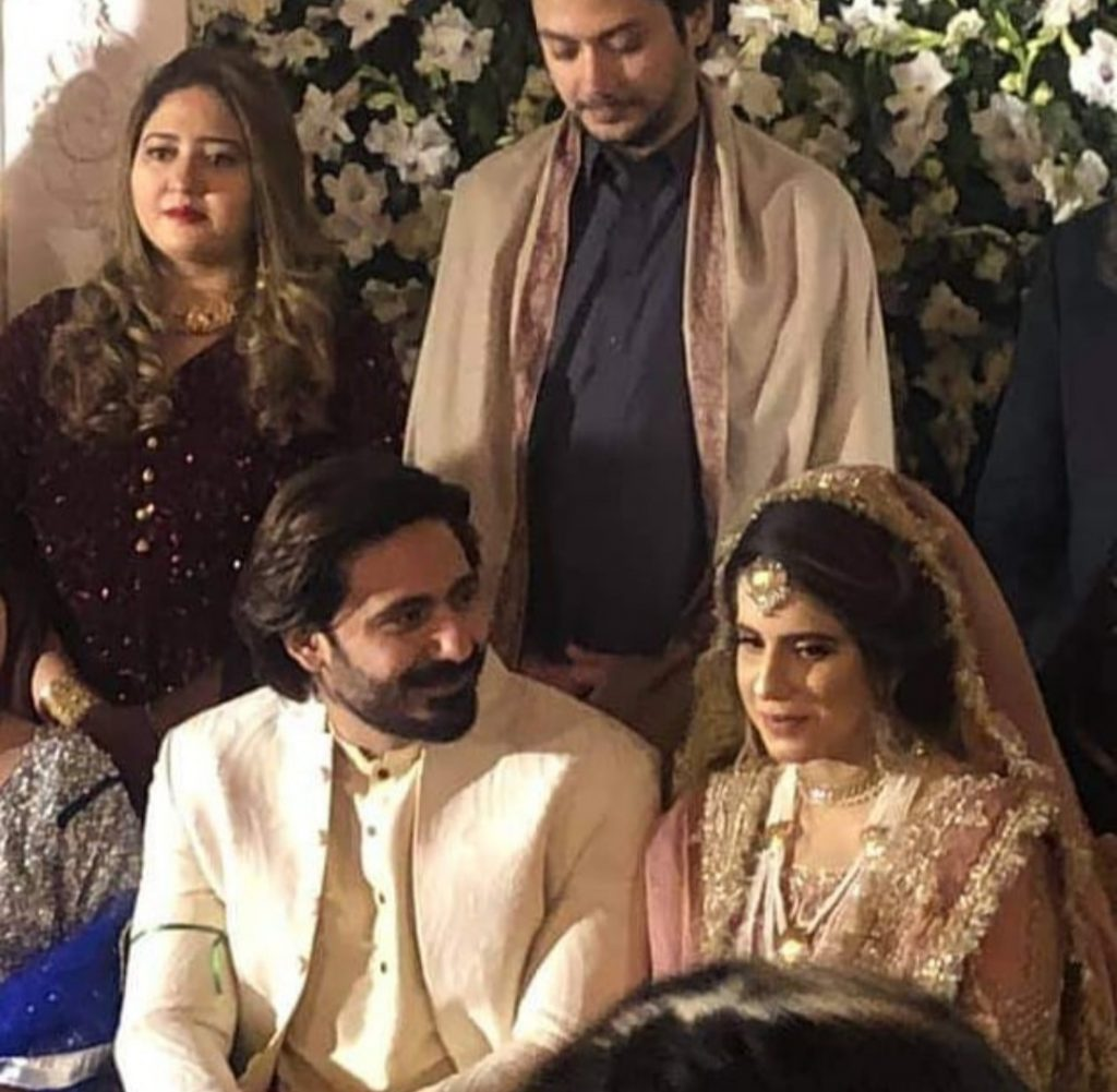 Singer Wali Hamid Ali Khan Got Married - Exclusive Pictures
